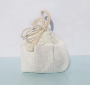 Waschbeutel aus Baumwolle
