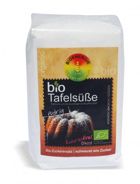 bioTafelsüße, Erythrit fein pudrig, 450g