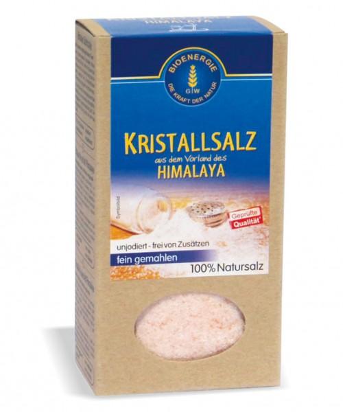 Kristallsalz fein gemahlen, 1 kg