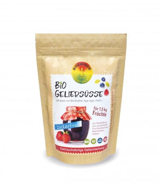 Bio Geliersüße, zuckerfrei, 400g