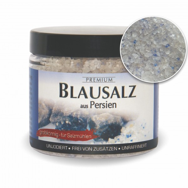 BLAUSALZ aus Persien, 180g