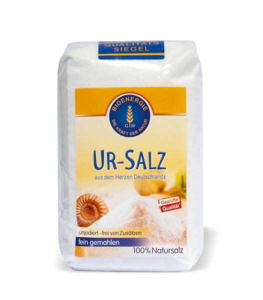 Ur-Salz aus Deutschland, fein, 1 kg