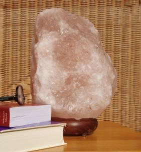 Salzkristall Lampe Klein