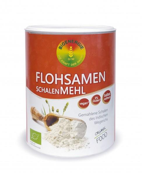 Flohsamenschalen Mehl, 400g
