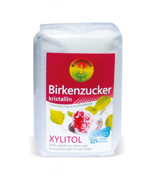 Birkenzucker, Xylitol kristallin, aus Finnland, 750 g