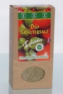 Bio Kräutersalz Toskana, mit Kristallsalz, 450 g