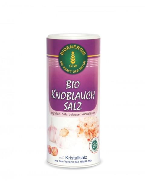 Bio Knoblauchsalz, mit Kristallsalz, 170 g