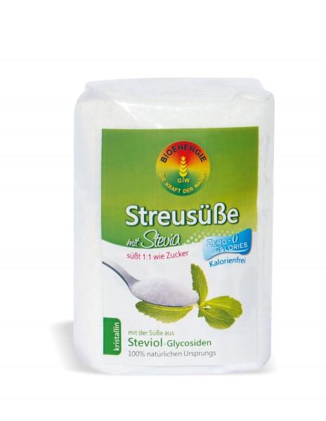 Streusüße mit Stevia 1:1, kristallin, 700 g