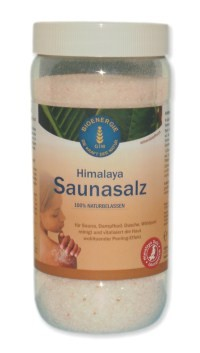 Sauna-Kristallsalz, 1 kg