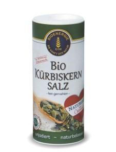 Natursalz Kürbiskernsalz-Streuer kbA, 150 g