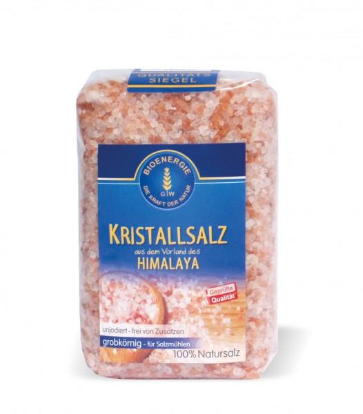 Kristallsalz grobkörnig, 1 kg