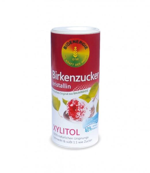 Birkenzucker, Xylitol kristallin, aus Finnland, 150 g