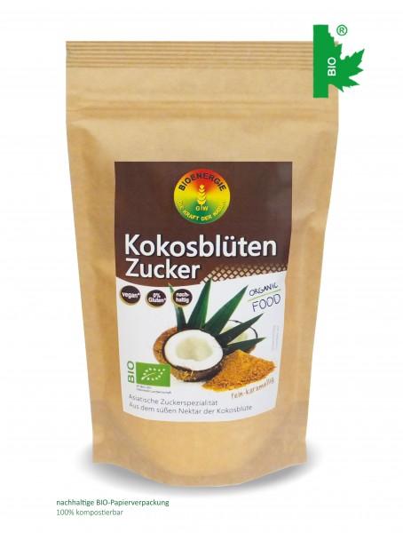 Bio Kokosblütenzucker aus Indonesien, 250 g
