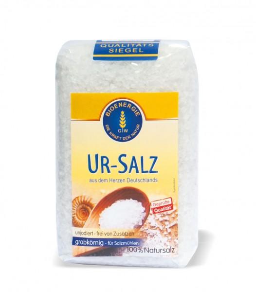 Ur-Salz aus Deutschland, grob, 1 kg