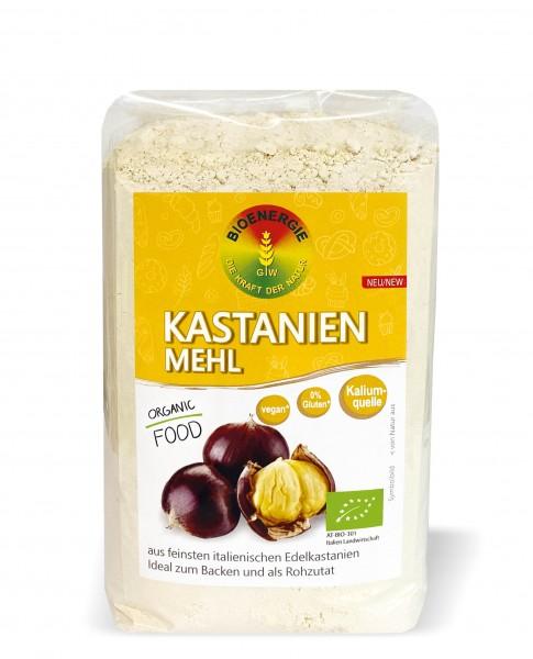 Bio Kastanienmehl, 450 g