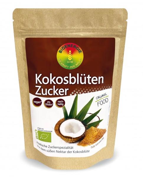 Bio Kokosblütenzucker aus Indonesien, 400 g