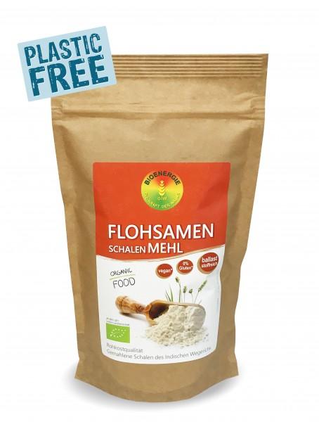 Bio Flohsamenschalen Mehl, 300 g