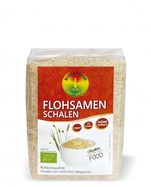 Bio Flohsamenschalen, 200 g