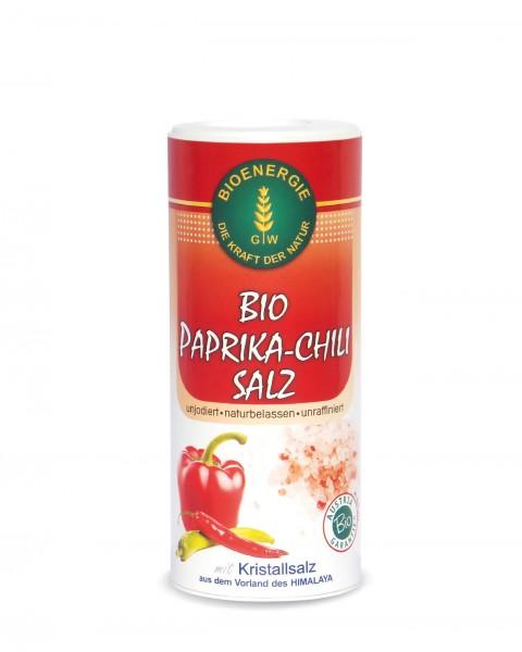 Bio Paprika-Chili-Salz, mit Kristallsalz, 170 g