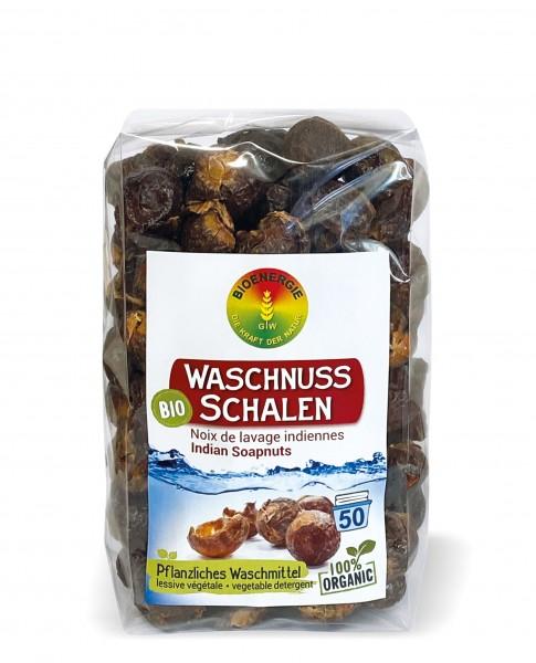 BIO-WASCHNUSS-SCHALEN inkl. 1 Waschbeutel, 250 g