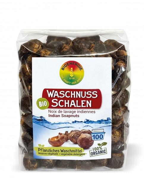 BIO-WASCHNUSS-SCHALEN inkl. 1 Waschbeutel, 500 g