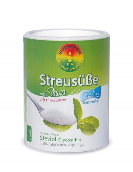 Streusüße mit Stevia 1:1, kristallin, 350 g