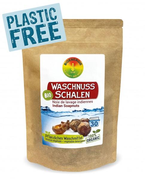 BIO-WASCHNUSS-SCHALEN inkl. 1 Waschbeutel, 150 g