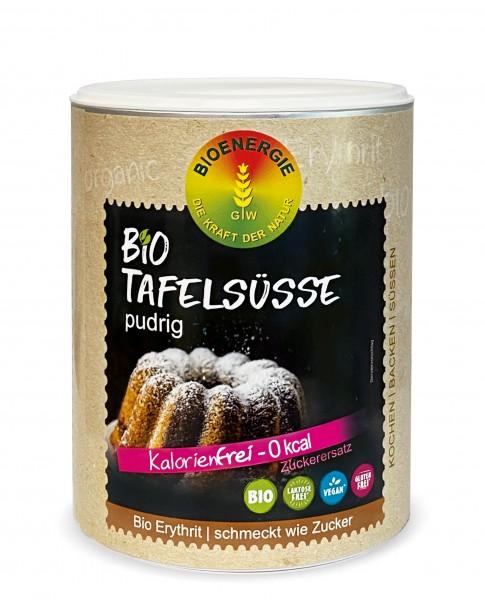 bioTafelsüße, Erythrit fein pudrig, 300 g