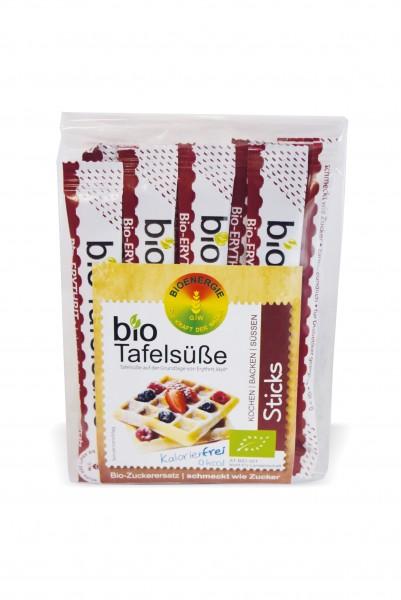 bioTafelsüße Sticks 4g 20 Stk, Erythrit kristallin