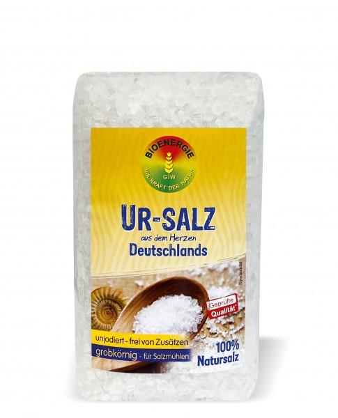 Ur-Salz aus Deutschland, grob, 500 g