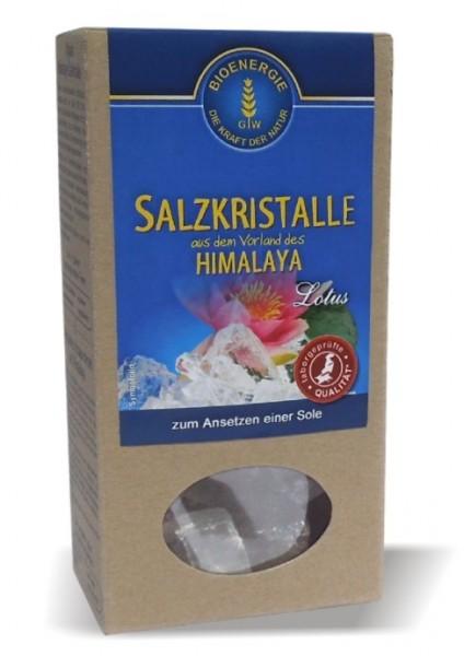 Lotus Salzkristalle, Halite, 500 g