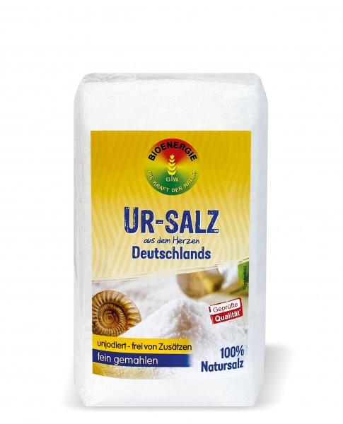 Ur-Salz aus Deutschland, fein, 500 g