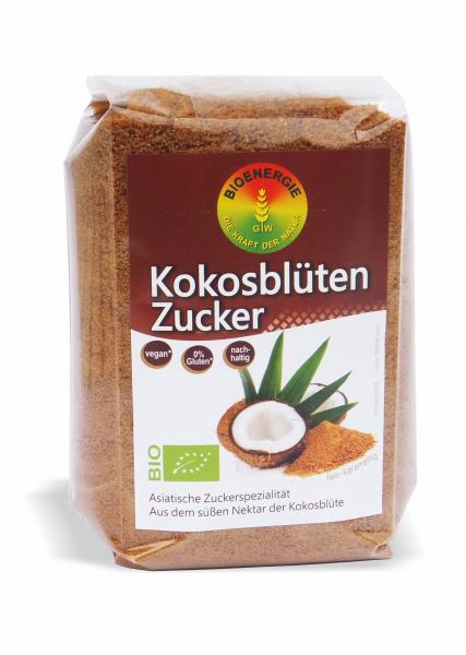 Bio Kokosblütenzucker aus Indonesien, 500 g