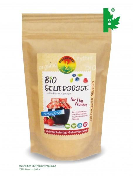Bio Geliersüße, zuckerfrei, 270g