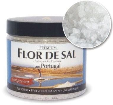 Flor de Sal aus Portugal, 120 g
