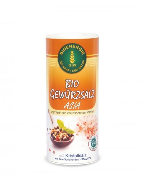 Bio Gewürzsalz Asia, mit Kristallsalz, 170 g